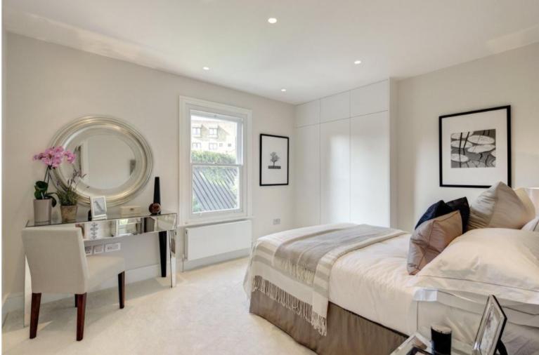 ロンドン・伦敦公寓 Warwick Gardens, Kensington, London 画像5