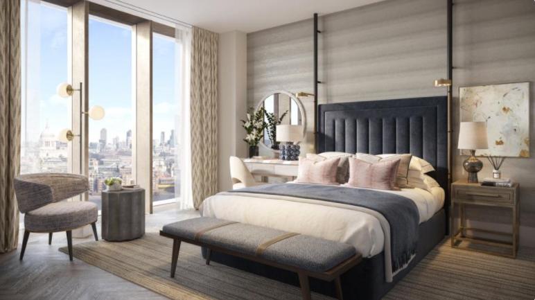 ロンドン・伦敦公寓Triptych Bankside 画像2