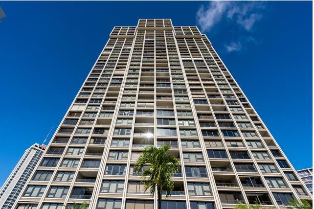 ホノルル 檀香山公寓 1650 Ala Moana Boulevard #603 画像1