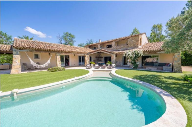 フランスヴィラ法国别墅 Grimaud, Var, Provence-Alps-Cote d`Azur, France 画像2