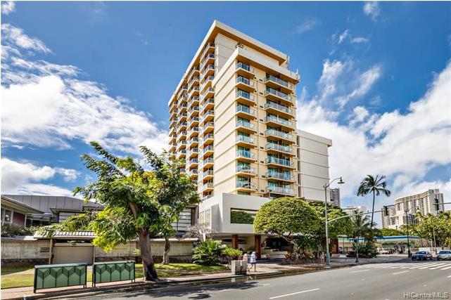 ホノルル檀香山公寓2045 Kalakaua Avenue #M300 画像1